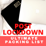 Ultimate post-lockdown travel packing list