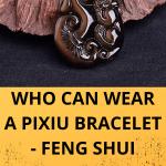 Who_Can wear a pixiu bracelet -feng shui
